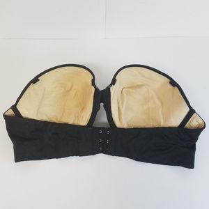 Victoria's Secret Intimates & Sleepwear - Victoria's Secret Strapless Bra Black 38C